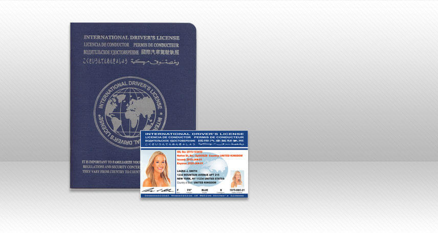 Agent Application - International Driver's License by IDL Travel